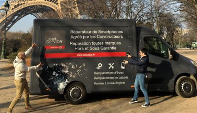 Point Service Mobiles lance la réparation itinérante avec le Camion PSM