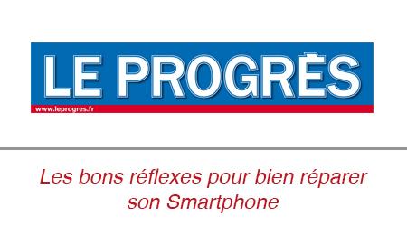 Les bons réflexes pour bien réparer son Smartphone