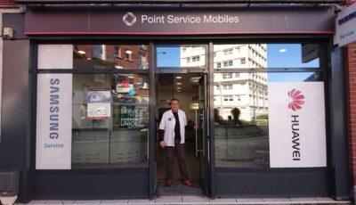 Point Service Mobiles Amiens fête ses 10 ans !