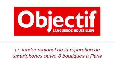 Le leader régional de la réparation de smartphones ouvre 8 boutiques à Paris