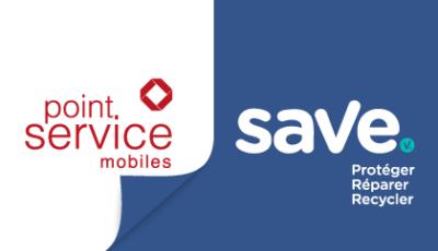 Point Services Mobiles fait peau neuve et devient Save Group